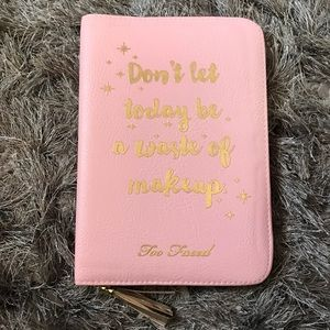 Too Faced Agenda Cover Only